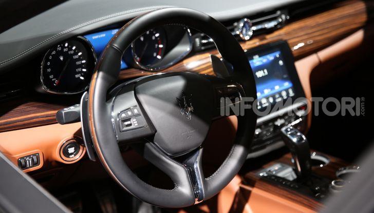Maserati, le novità della Casa del Tridente LIVE da Los Angeles - Foto 16 di 25