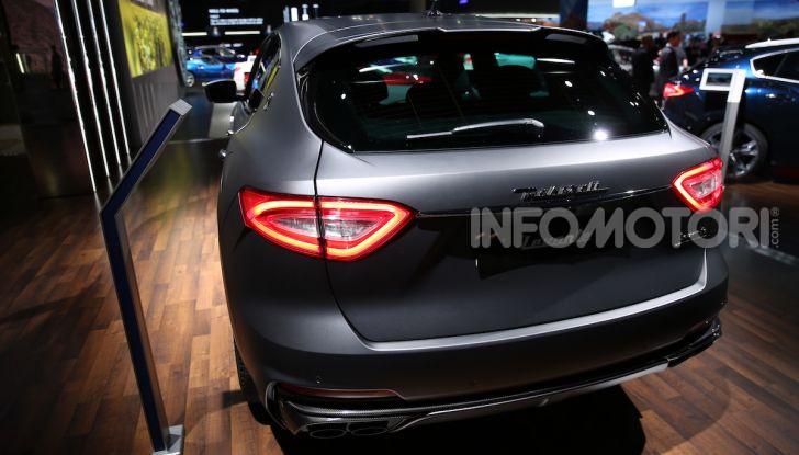 Maserati, le novità della Casa del Tridente LIVE da Los Angeles - Foto 17 di 25