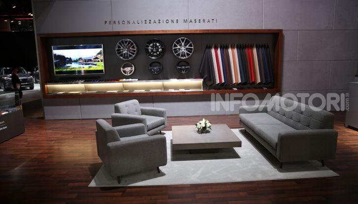 Maserati, le novità della Casa del Tridente LIVE da Los Angeles - Foto 19 di 25