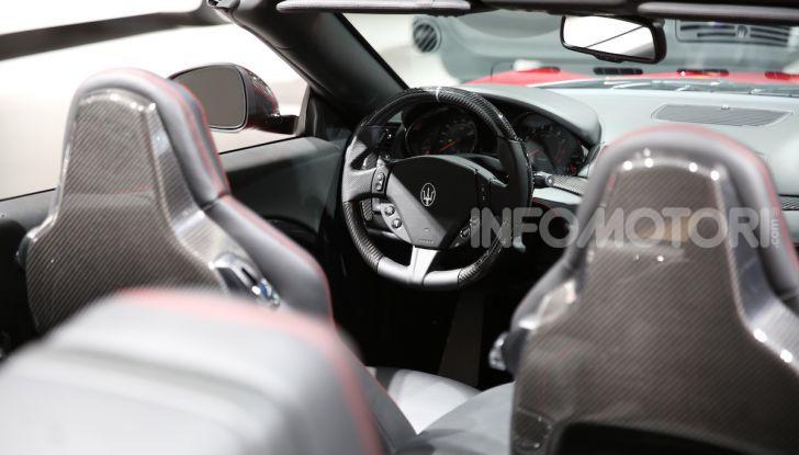 Maserati, le novità della Casa del Tridente LIVE da Los Angeles - Foto 23 di 25