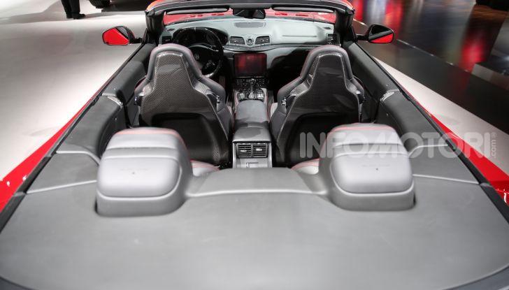 Maserati, le novità della Casa del Tridente LIVE da Los Angeles - Foto 25 di 25