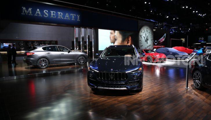 Maserati, le novità della Casa del Tridente LIVE da Los Angeles - Foto 3 di 25
