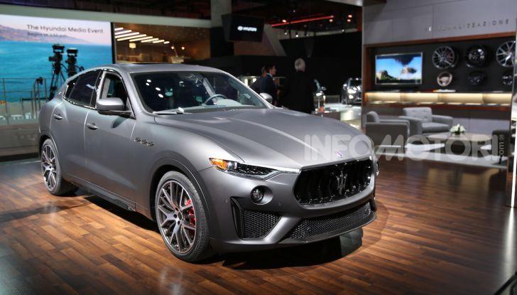 Maserati, le novità della Casa del Tridente LIVE da Los Angeles - Foto 5 di 25