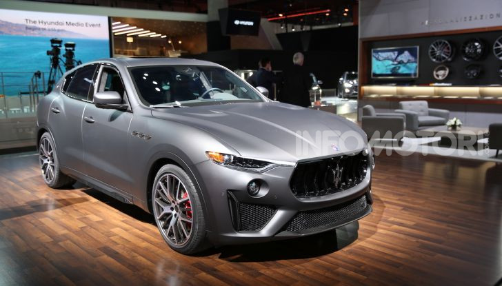 Maserati, le novità della Casa del Tridente LIVE da Los Angeles - Foto 6 di 25