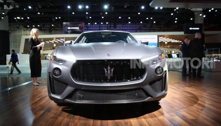 Maserati, le novità della Casa del Tridente LIVE da Los Angeles - Foto 8 di 25