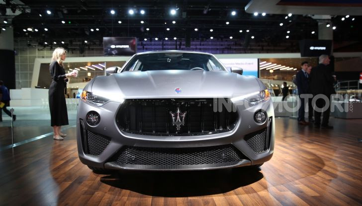 Maserati, le novità della Casa del Tridente LIVE da Los Angeles - Foto 9 di 25