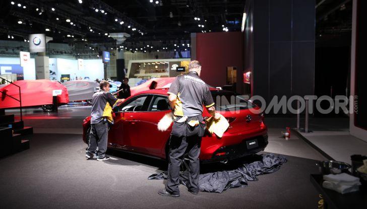 Tutte le novità di Mazda al Salone di Los Angeles 2018 - Foto 1 di 28