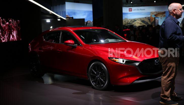 Tutte le novità di Mazda al Salone di Los Angeles 2018 - Foto 10 di 28