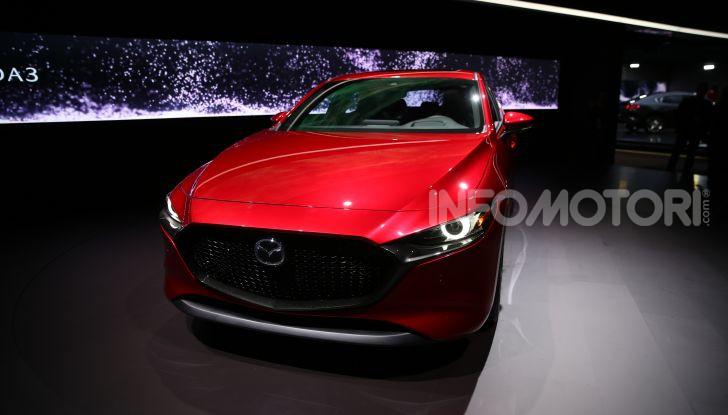 Tutte le novità di Mazda al Salone di Los Angeles 2018 - Foto 17 di 28