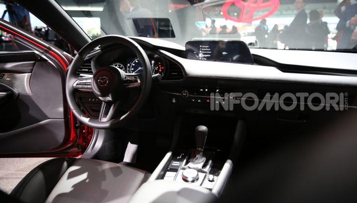 Tutte le novità di Mazda al Salone di Los Angeles 2018 - Foto 21 di 28