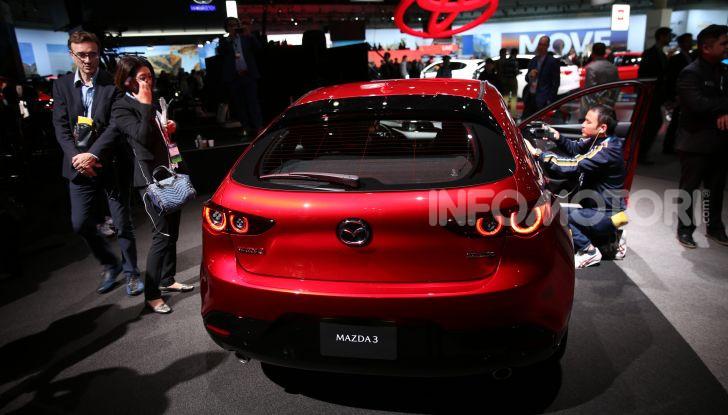 Tutte le novità di Mazda al Salone di Los Angeles 2018 - Foto 22 di 28