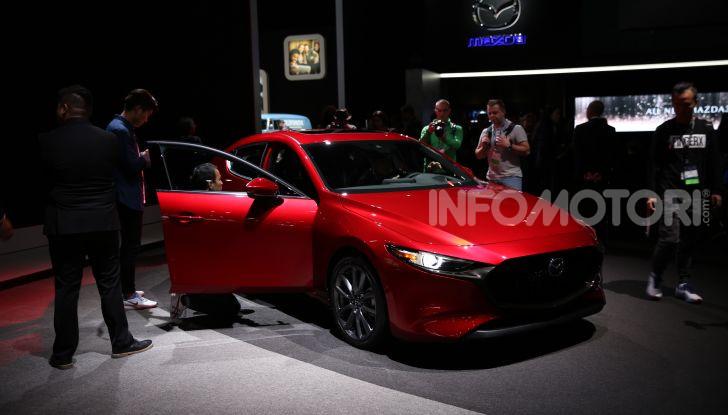 Tutte le novità di Mazda al Salone di Los Angeles 2018 - Foto 27 di 28