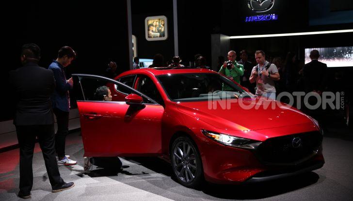 Tutte le novità di Mazda al Salone di Los Angeles 2018 - Foto 28 di 28