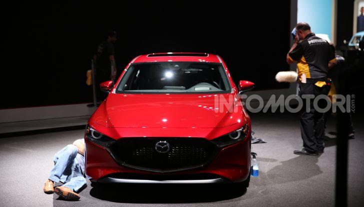 Tutte le novità di Mazda al Salone di Los Angeles 2018 - Foto 3 di 28