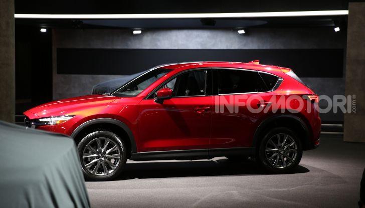 Tutte le novità di Mazda al Salone di Los Angeles 2018 - Foto 6 di 28
