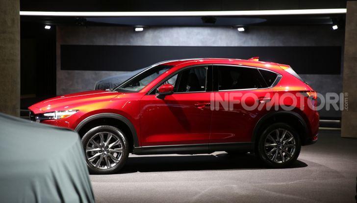 Tutte le novità di Mazda al Salone di Los Angeles 2018 - Foto 7 di 28