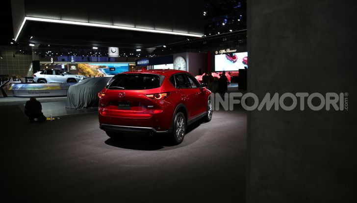 Tutte le novità di Mazda al Salone di Los Angeles 2018 - Foto 8 di 28