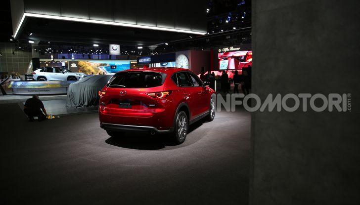 Tutte le novità di Mazda al Salone di Los Angeles 2018 - Foto 9 di 28