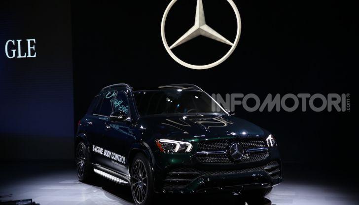 Mercedes-Benz, tutte le anteprime del Salone di Los Angeles 2018 - Foto 2 di 34