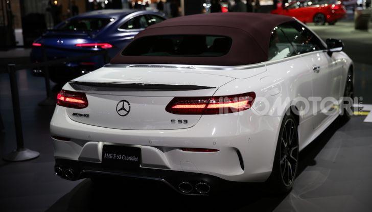 Mercedes-Benz, tutte le anteprime del Salone di Los Angeles 2018 - Foto 12 di 34