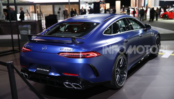 Mercedes-Benz, tutte le anteprime del Salone di Los Angeles 2018 - Foto 13 di 34