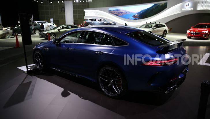 Mercedes-Benz, tutte le anteprime del Salone di Los Angeles 2018 - Foto 15 di 34