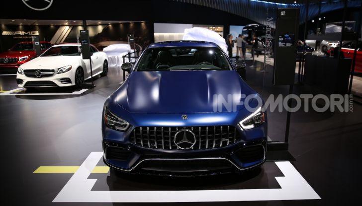 Mercedes-Benz, tutte le anteprime del Salone di Los Angeles 2018 - Foto 16 di 34