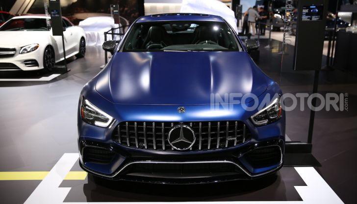 Mercedes-Benz, tutte le anteprime del Salone di Los Angeles 2018 - Foto 17 di 34