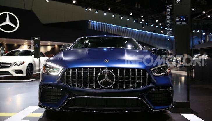 Mercedes-Benz, tutte le anteprime del Salone di Los Angeles 2018 - Foto 18 di 34