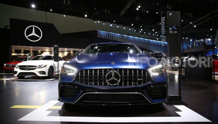 Mercedes-Benz, tutte le anteprime del Salone di Los Angeles 2018 - Foto 19 di 34