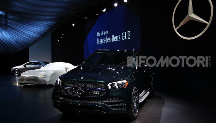 Mercedes-Benz, tutte le anteprime del Salone di Los Angeles 2018 - Foto 3 di 34
