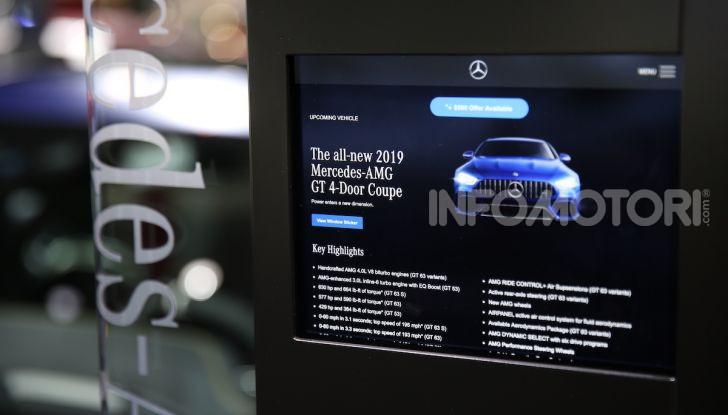 Mercedes-Benz, tutte le anteprime del Salone di Los Angeles 2018 - Foto 20 di 34
