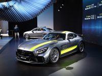 Mercedes-AMG GT R Pro: un'estrema supercar Made in Germany