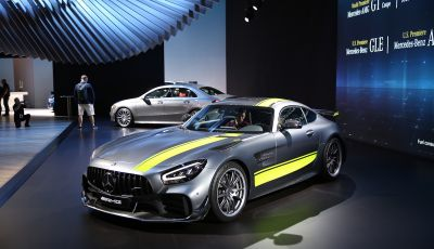 Mercedes-AMG GT R Pro: un'estrema supercar Made in Germany