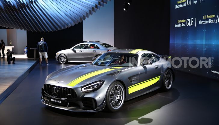 Mercedes-AMG GT R Pro: un'estrema supercar Made in Germany - Foto 1 di 12