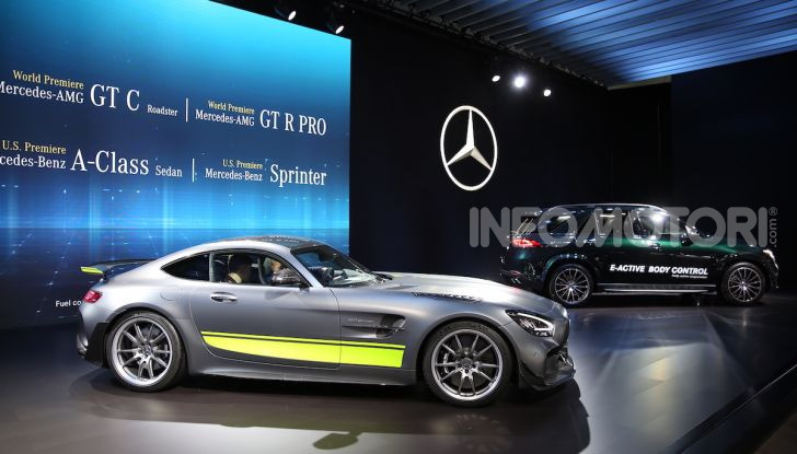 Mercedes-AMG GT R Pro: un'estrema supercar Made in Germany - Foto 2 di 12