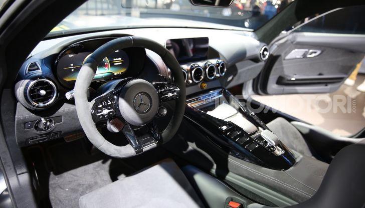 Mercedes-Benz, tutte le anteprime del Salone di Los Angeles 2018 - Foto 33 di 34