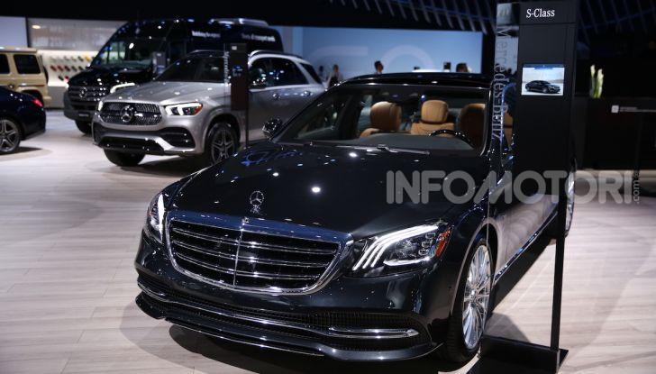 Mercedes-Benz, tutte le anteprime del Salone di Los Angeles 2018 - Foto 5 di 34
