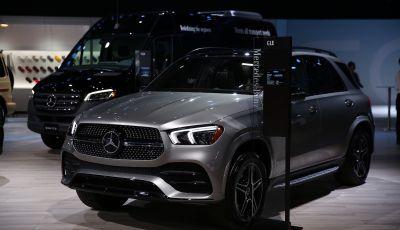 Mercedes-Benz, tutte le anteprime del Salone di Los Angeles 2018