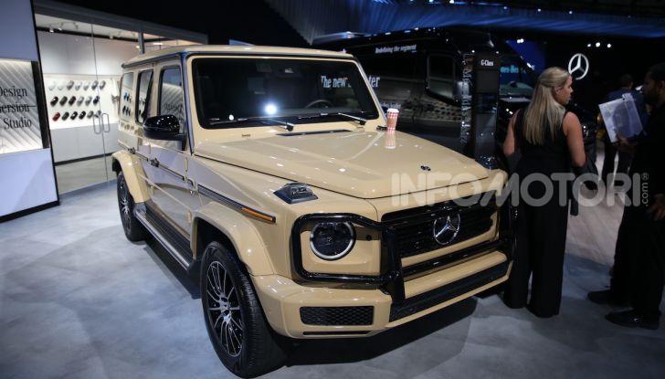 Mercedes-Benz, tutte le anteprime del Salone di Los Angeles 2018 - Foto 8 di 34