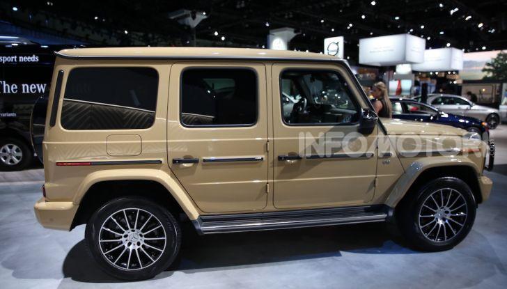 Mercedes-Benz, tutte le anteprime del Salone di Los Angeles 2018 - Foto 9 di 34