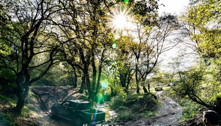 Mercedes-Benz X 350d 4Matic, prova del 6 cilindri da 3,0 litri - Foto 46 di 49