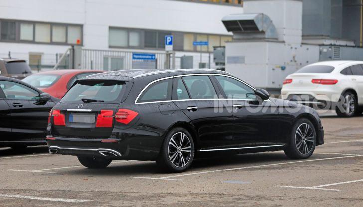 Mercedes Classe E Station Wagon 2020, i dettagli della nuova generazione - Foto 3 di 18