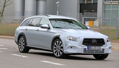 Mercedes Classe E Station Wagon 2020, i dettagli della nuova generazione