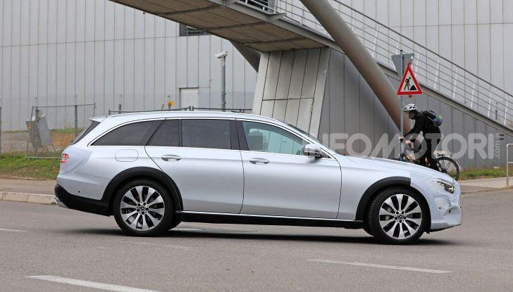 Mercedes Classe E Station Wagon 2020, i dettagli della nuova generazione - Foto 16 di 18