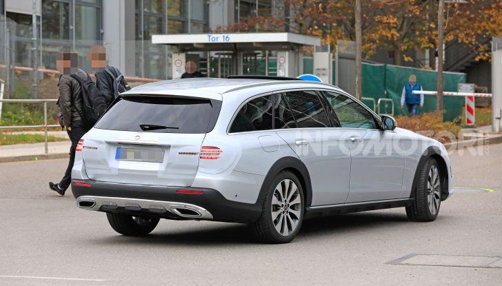 Mercedes Classe E Station Wagon 2020, i dettagli della nuova generazione - Foto 18 di 18