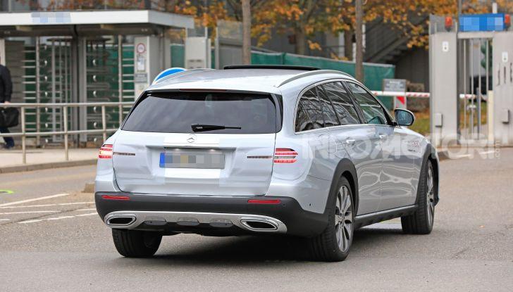 Mercedes Classe E Station Wagon 2020, i dettagli della nuova generazione - Foto 10 di 18