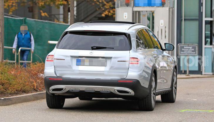 Mercedes Classe E Station Wagon 2020, i dettagli della nuova generazione - Foto 4 di 18