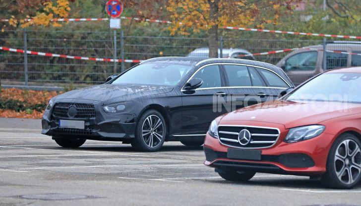 Mercedes Classe E Station Wagon 2020, i dettagli della nuova generazione - Foto 2 di 18
