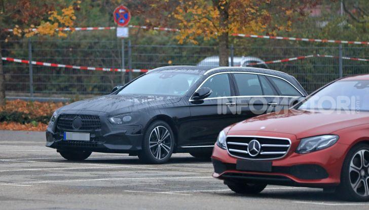 Mercedes Classe E Station Wagon 2020, i dettagli della nuova generazione - Foto 12 di 18
